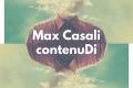Intervista a Max Casali per il singolo ContenuDi
